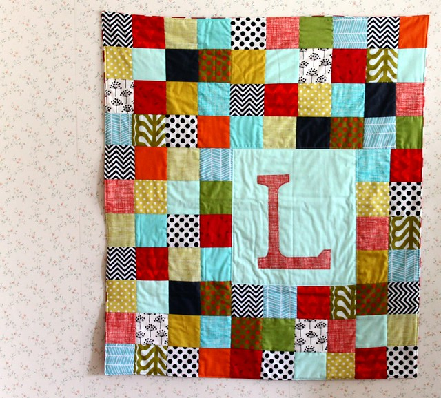 A Quilt for Baby Liam
