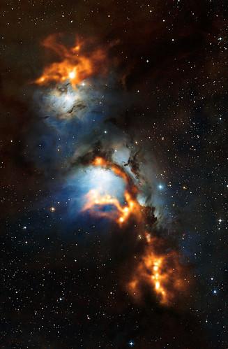 無料写真素材, 自然風景, 宇宙, 星雲, M NGC