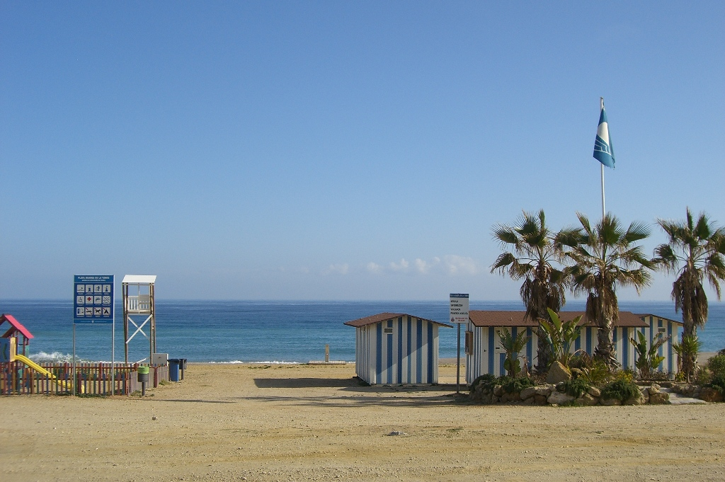 Playa Marina de la Torre, Mojácar