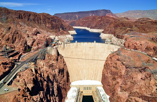 Another View of Hoover Dam from a Shoot a Few Months Back.