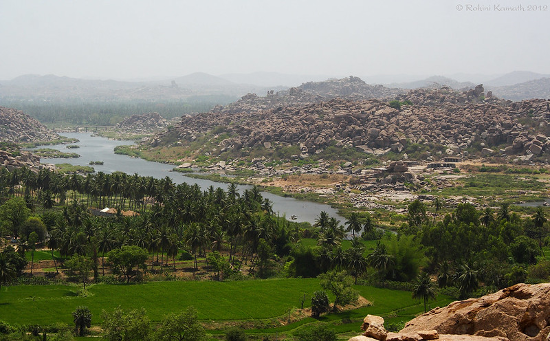 Hampi - View from the top