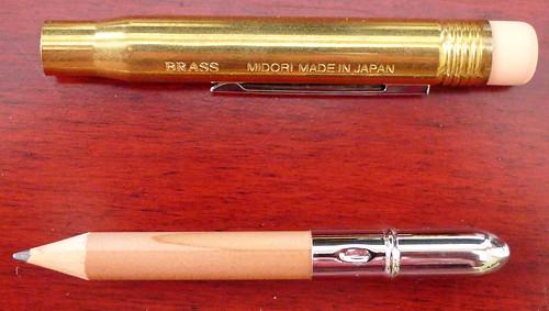 Midori Brass Bullet Open