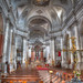 <p>The interior of one of the many churches in Venice...</p>