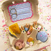 Egg Carton Sewing Box by Truly Myrtle