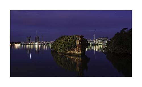 Homebush Bay Wrecks