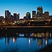 Edmonton Blue Hour