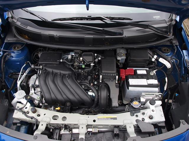 2012 Nissan Versa Sedan 12