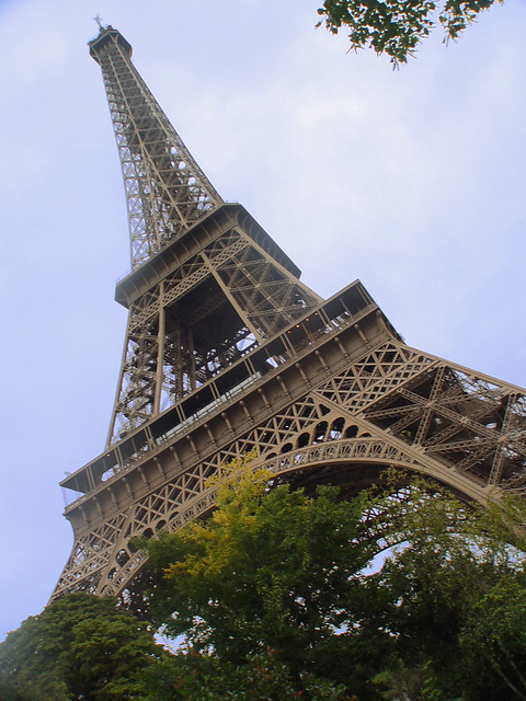 Eiffel tower, Gustave, Paris