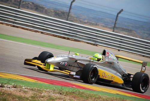 Eurocup Formula Renault 2.0.Motorland Aragón