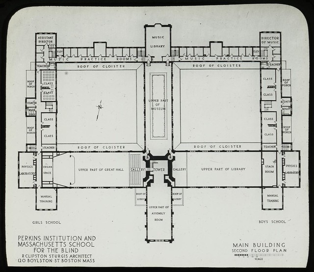 Main Building Floor Plan Description Perkins