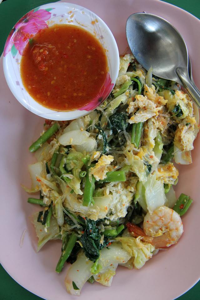 Suki Haeng (Dry Sukiyaki) สุกี้แห้ง