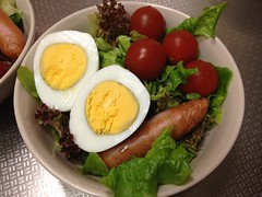 朝食サラダ(2012/5/10)