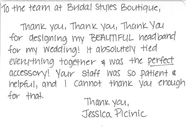 BSB bride Jassica 1