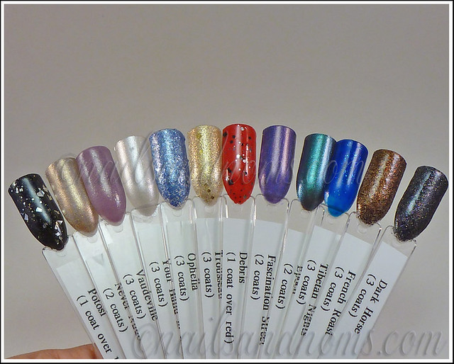 Cirque Polishes 3