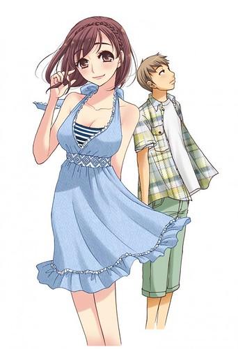 120511(1) - 漫畫家「後藤晶」的全新青春戀愛喜劇《ワイルド・ハニー・ワールド》在今天堂堂發表!