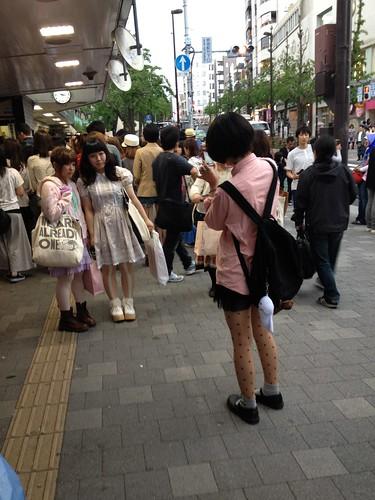 Harajuku, Tokio
