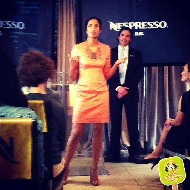 nespresso - travel the world coffee experience with padma lakshmi 2