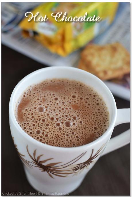 Italian Hot Chocolate Recipe