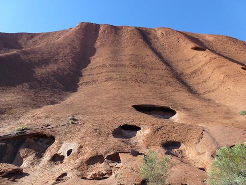 Uluru, base walk