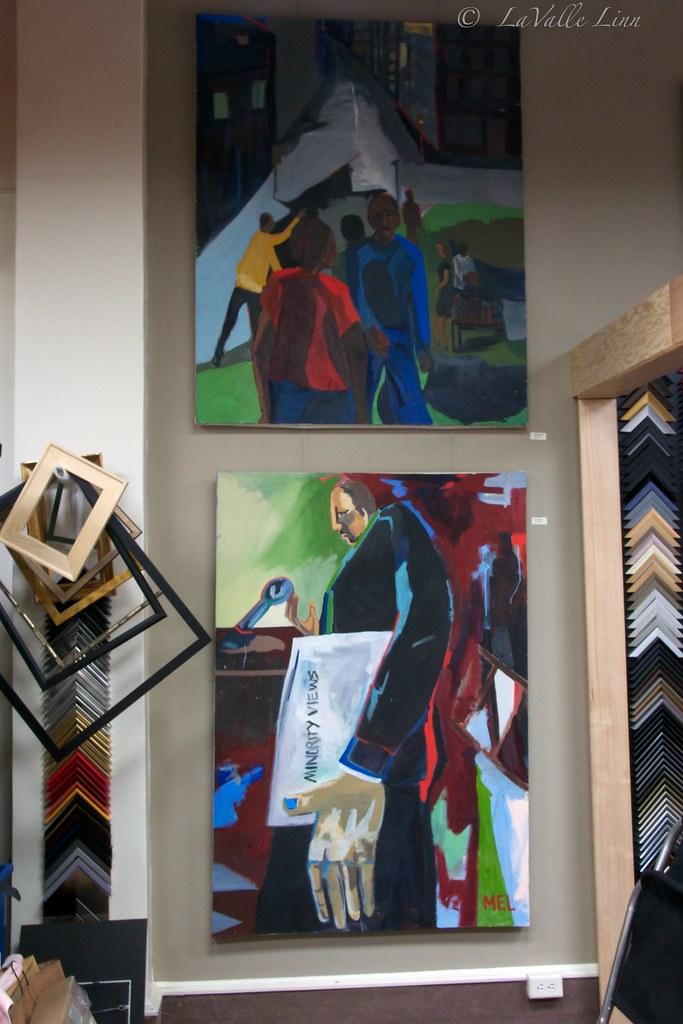 Mel Townsend ~ Expressionist Artist