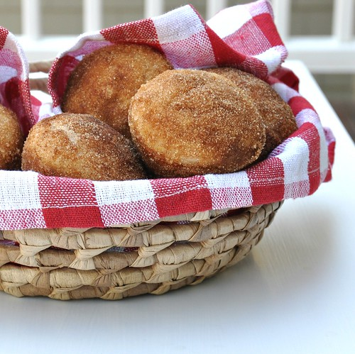 Cinnamon-Sugar Doughnut Muffins – The Way to His Heart
