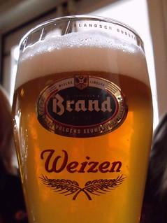 Brand, Weizen, Holland
