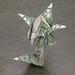 Dollar bill Tulip by FJ Contreras