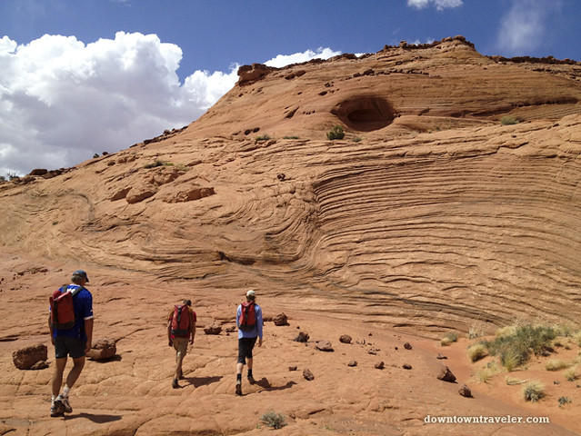 Canyonnering at Escalante National Monument 04