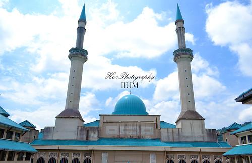 IIUM Shah Mosque 2