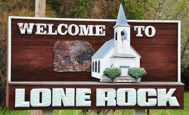 Welcome to Lonerock