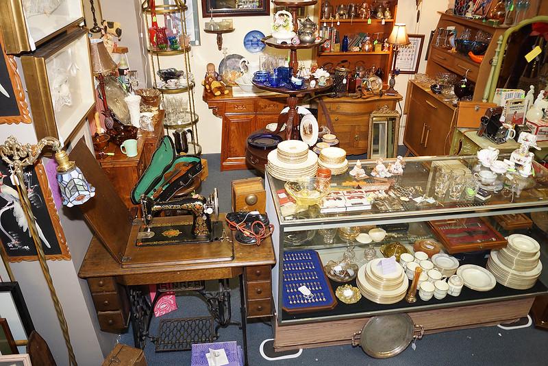 Bothell Main Street Antiques 10124 Main Street Bothell, WA