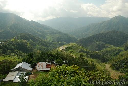 Bacung Spider Web Terraces at Hungduan, Ifugao