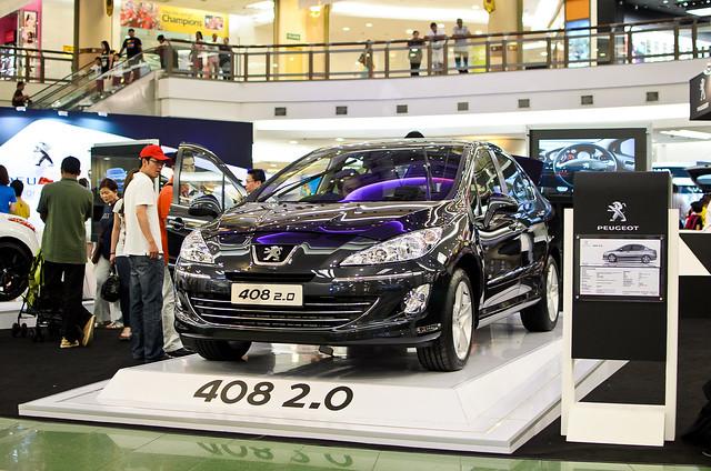Peugeot 408 2.0L (N/A)