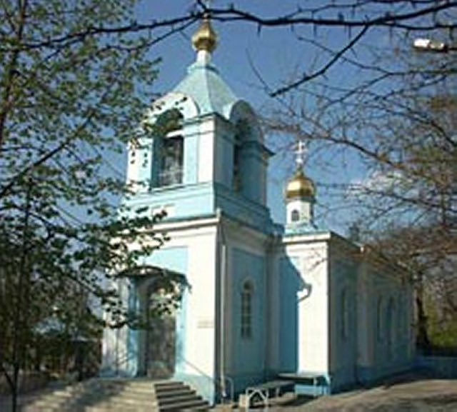 Biserica Sf. Treime > Фото из галереи `Главная`