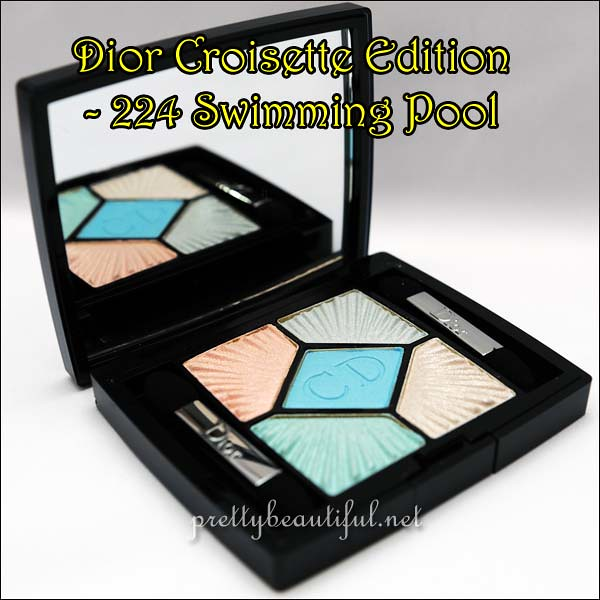 Dior Croisette Edition - Swimming Pool 224