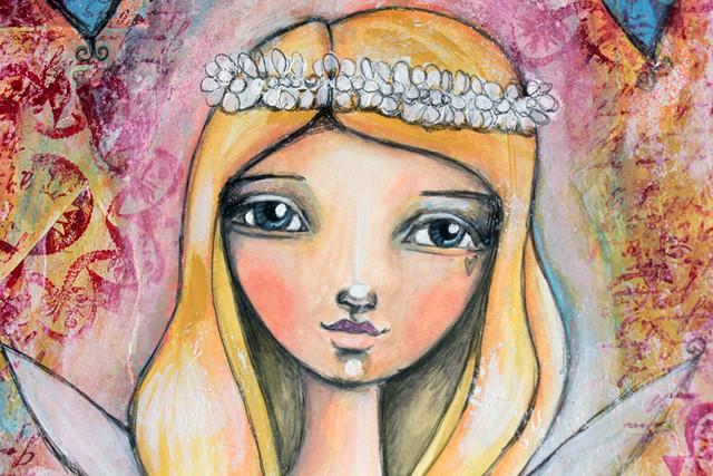 Love Fairy Detail 4