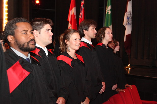 Collation 2012 // Convocation 2012
