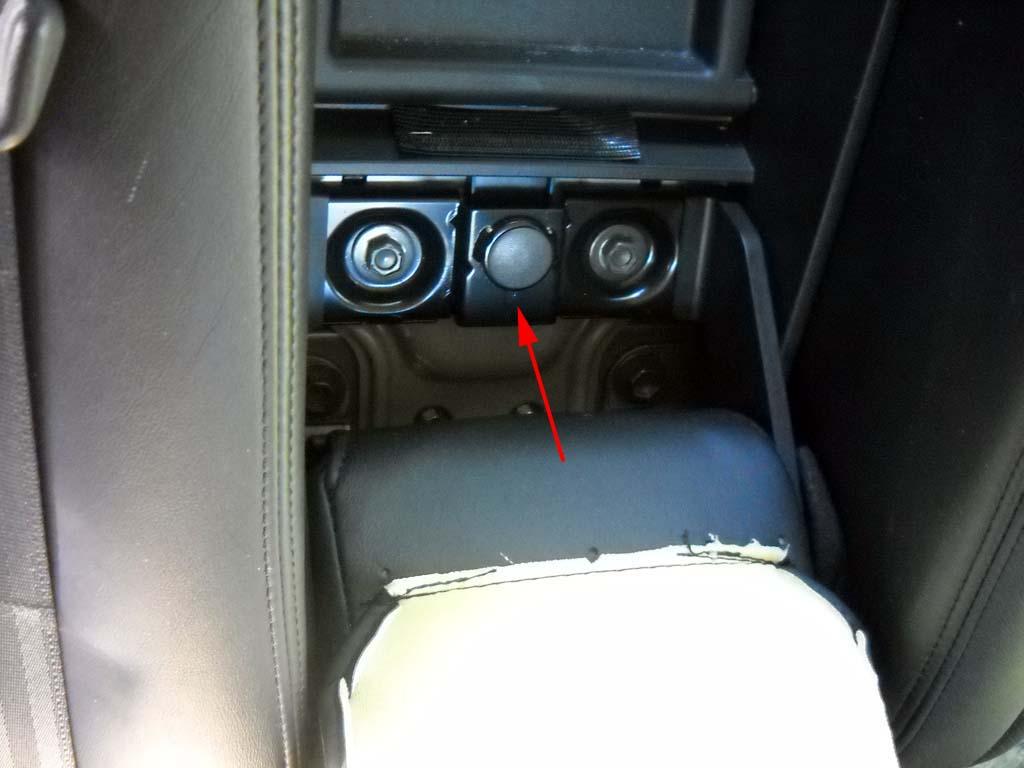 Diy 3rd Brake Light Replacement Rear Seat Removal 2006