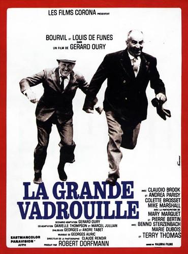 虎口脱险 La grande vadrouille(1966)