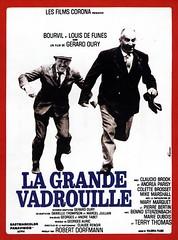 虎口脱险 La grande vadrouille(1966)_老少咸宜的法国喜剧片鼻祖