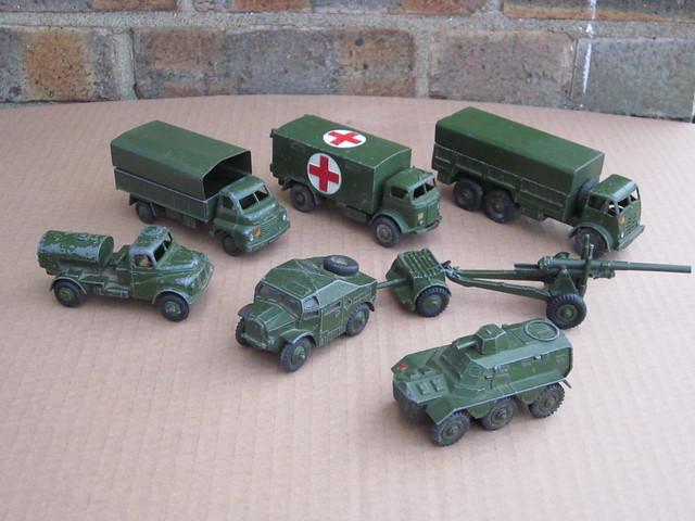Antique Military Toys 103