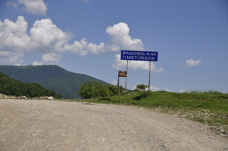 Tianeti Region
