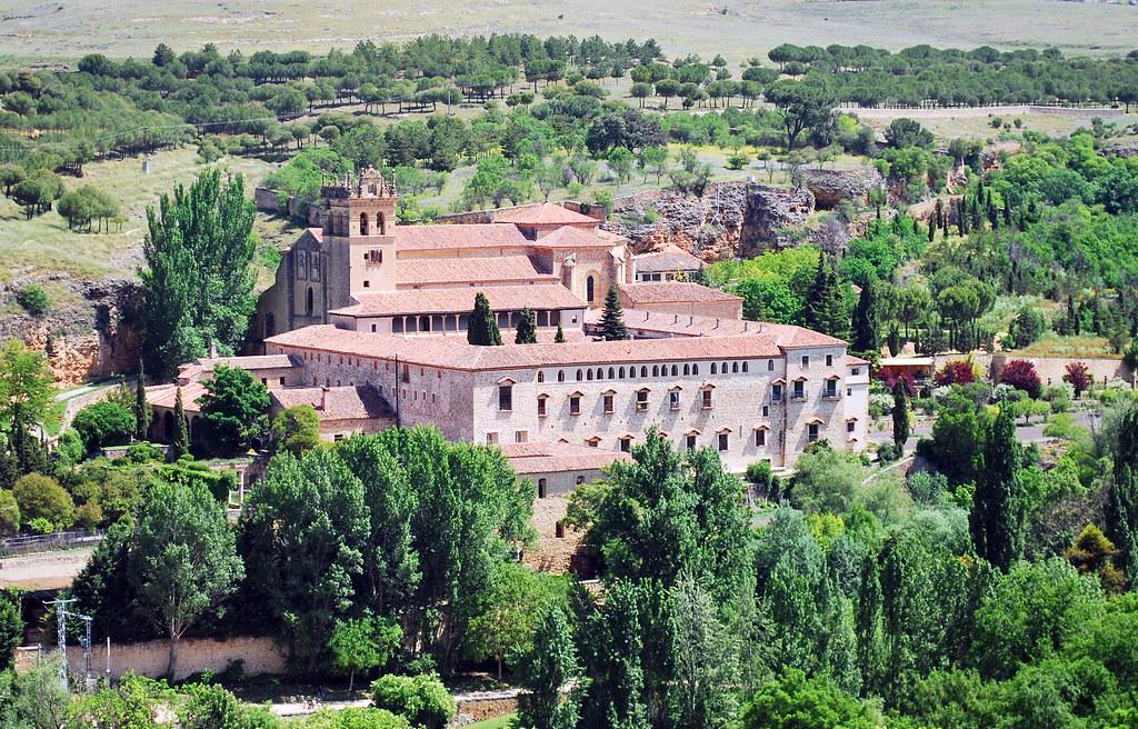 Santa Maria del Parral Monastery, Segovia, Castilla y León, Spain