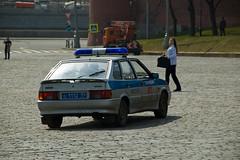 Police LADA Samara