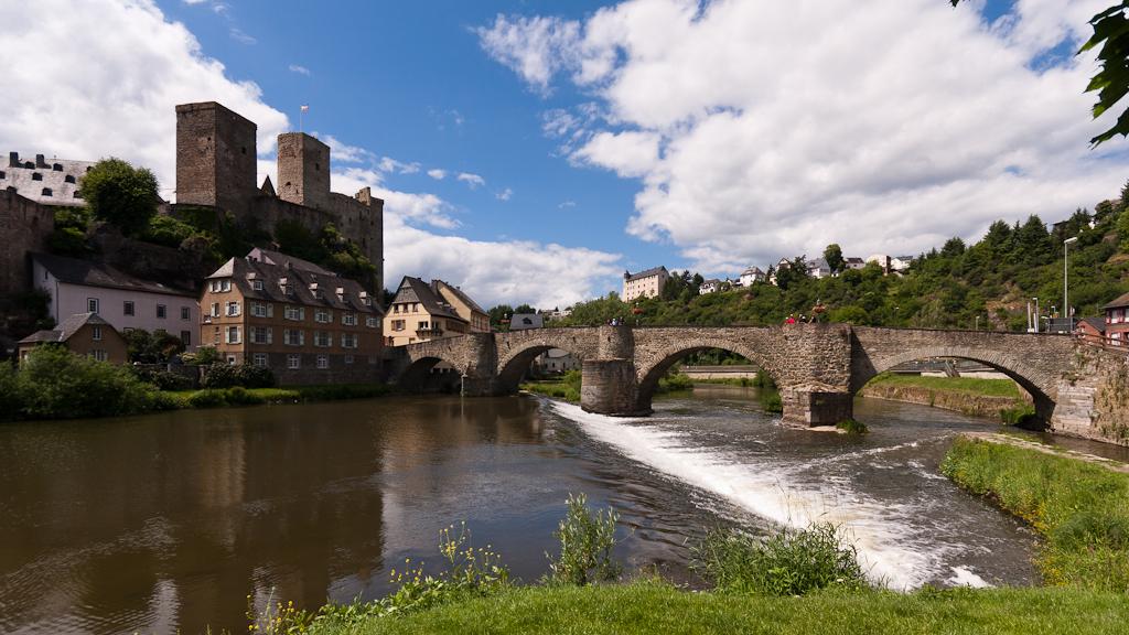 Castle & River