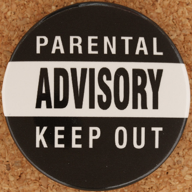 PARENTAL ADVISORY KEEP OUT | Flickr - Photo Sharing!