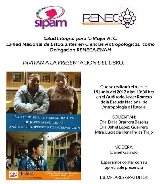 Presentación: La salud sexual y reproductiva de jóvenes indígenas: análisis y propuestas de intervención