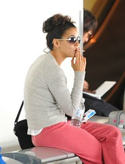 Emmanuelle Chriqui Smoking