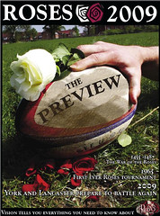 Roses 2009 front page