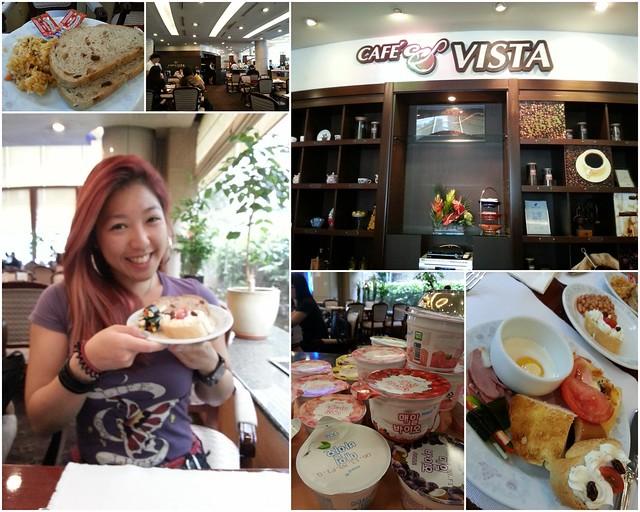 Riviera Hotel Cafe Vista